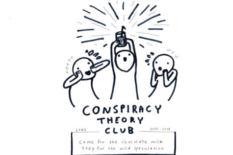 Conspiracy club on the rise