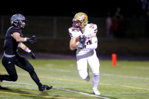Q&A with Junior Running Back Johnny Shabaz