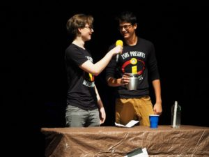 "Annual Chem Show Makes Science ""Incredimole"""