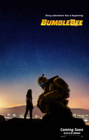 "2018 action-adventure film ""Bumblebee"""