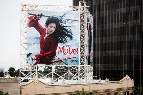 Mulan Review: 2.5 Cougar Paws