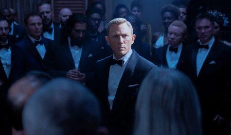 Daniel Craig as James Bond (Courtesy of MGM)